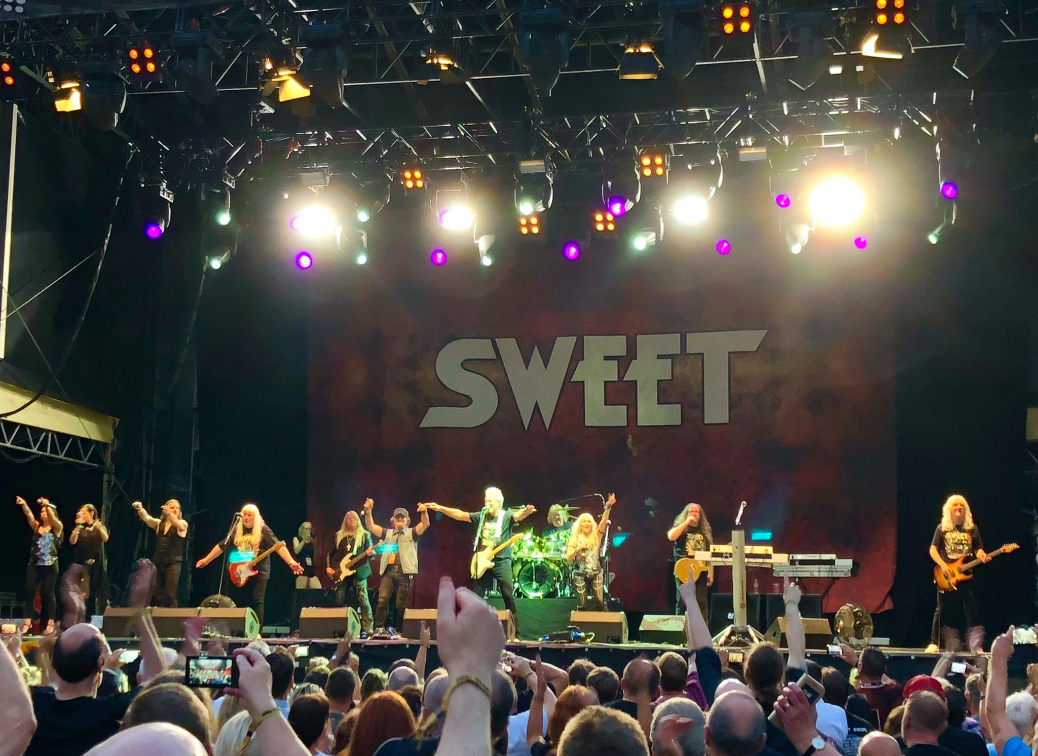 Sweet 50 years