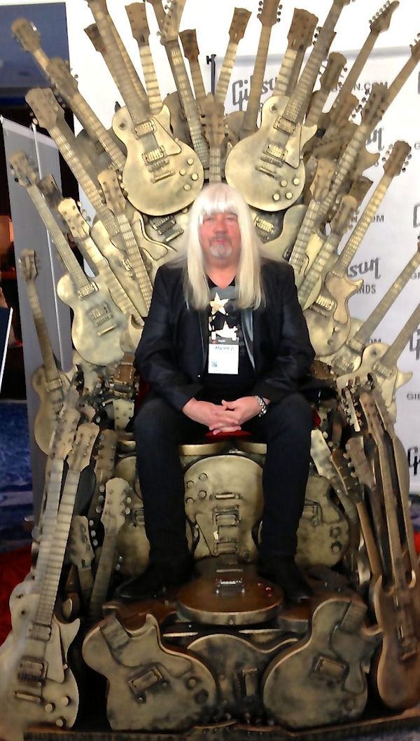 Gibson Throne