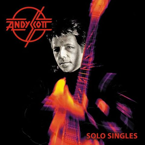Andy Scott - Solo Singles - Reissue